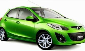 mazda-2-green
